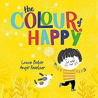 De kleur van gelukkig