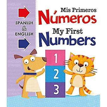 MIS Primeras Numeros My First Numbers [Board book]
