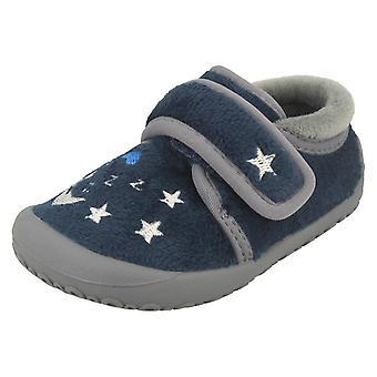 Infant Boys Clarks Slippers Jamie Dreams