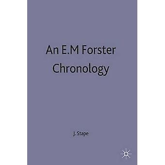 Em Forster Chronology by Stape & J. H. Visiting Professor in Engl