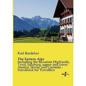 Les Alpes orientales de Baedeker & Karl