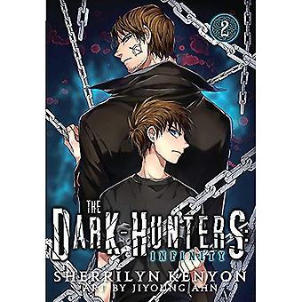Les Dark-Hunters: Infini, Vol. 2: le Manga (chroniques de Nick)
