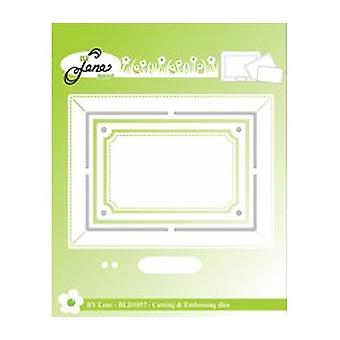 By Lene Photo Frame Cutting & Embossing Die
