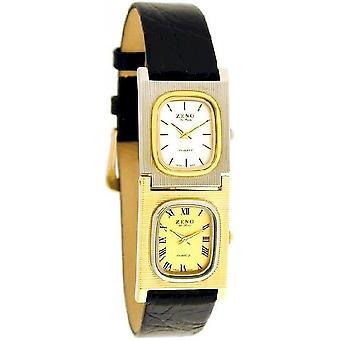 Zeno-Watch Damenuhr Fashion Dual-Timer 603Q