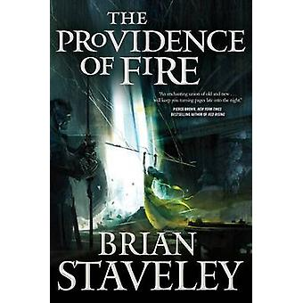 The Providence of Fire by Brian Staveley - 9780765336415 Book