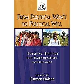 From Political Won't to Political Will - Building Support for Particip