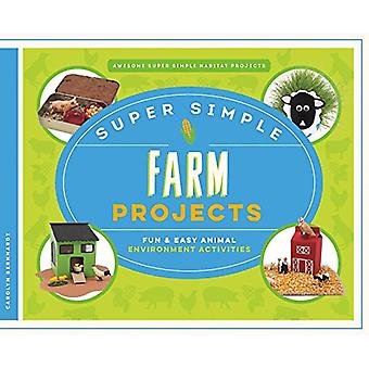 Super Simple Farm Projects - Fun & Easy Animal Environment Activities
