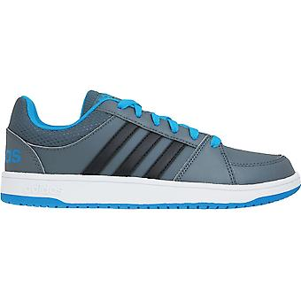 Adidas Hoops VS K F76555 universal all year kids shoes