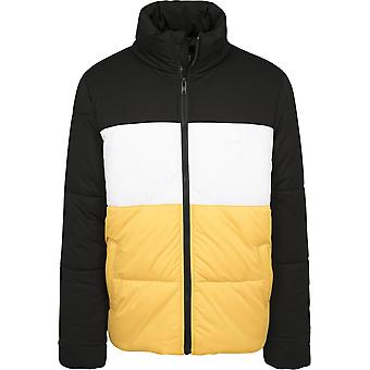 Urban Classics Men's winter jacket 3-Toon boxy puffer jas