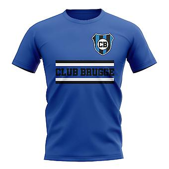 Maglietta Club Brugge Core Football Club (Royal)