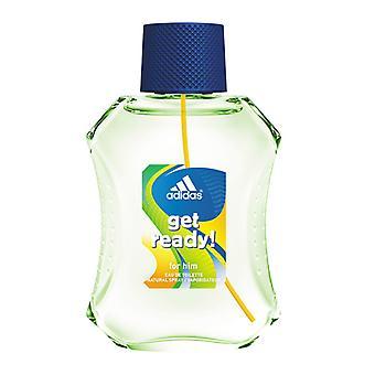 Adidas przygotuj się dla niego Edt 100ml
