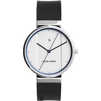 Reloj Jacob Jensen 750 nuevo masculino