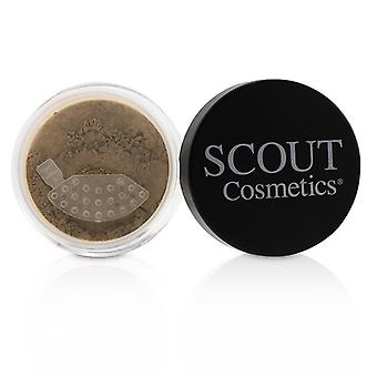 SCOUT Cosmetics Mineral Powder Foundation SPF 20 - # Almond 8g/0.28oz
