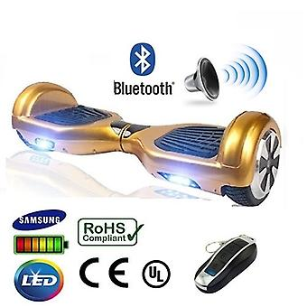 "H1-6,5 ""Gold Bluetooth Segway Hoverboard"