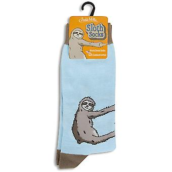 Socks - Archie McPhee - Sloth New 12718