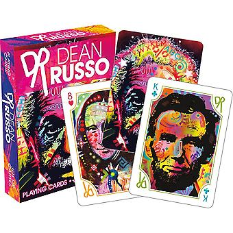 Playing Card - Dean Russo DR - Pop Culture Poker 52517