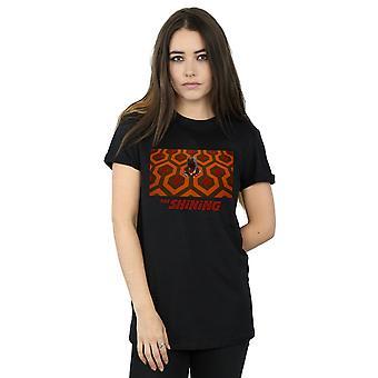 Den lysande kvinnor ' s Road Carpet pojkvän Fit T-shirt