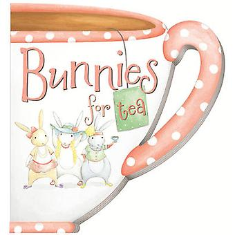 Bunnies for Tea by Kate Stone - Accord Publishing - 9781449428877 Book