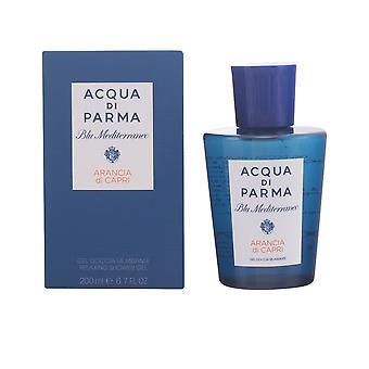 Acqua Di Parma Blu Mediterraneo Arancia Di Capri tusfürdő 200 ml Unisex