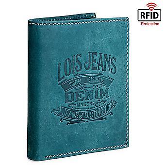 Genuine Leather Men's Wallet Model Keel