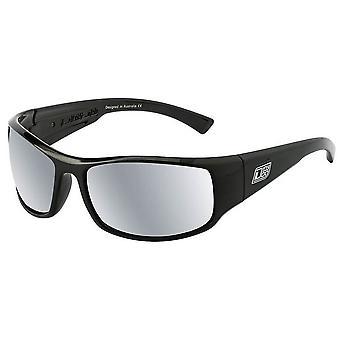 Dirty Dog Muzzle Sunglasses - Black/Silver