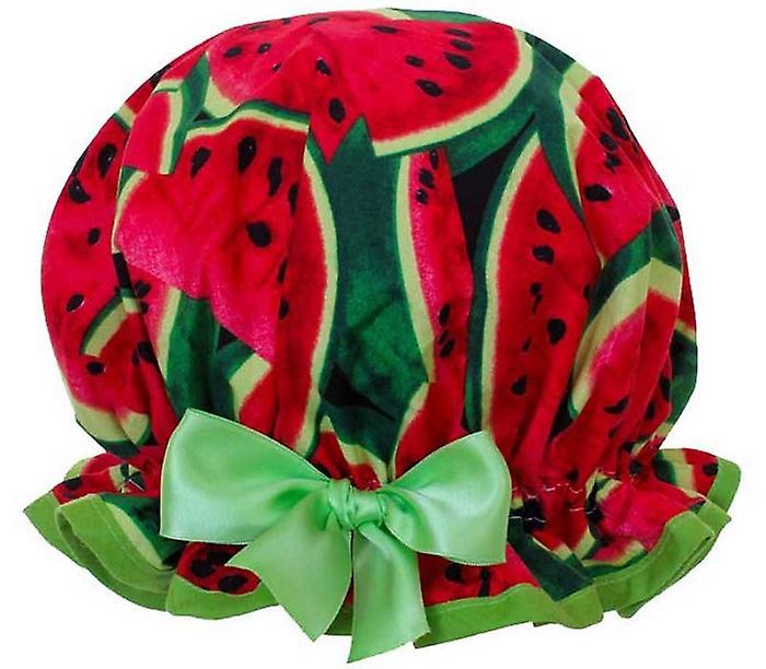 Watermeloen douchekapje