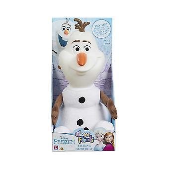 Disney mrożone mrożone 2 Glow Friends rozmowa OLAF figura