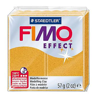 Fimo Effect Modelling Clay, Metallic Gold, 57 g