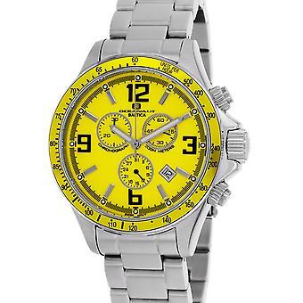 Oceanaut Men's Baltica Yellow Dial Uhr - OC3324