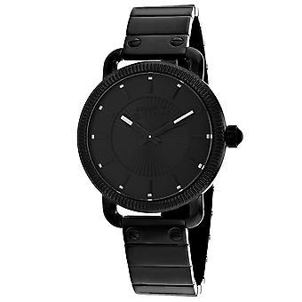 Jean Paul Gaultier Men's Index Black Dial Uhr - 8504402