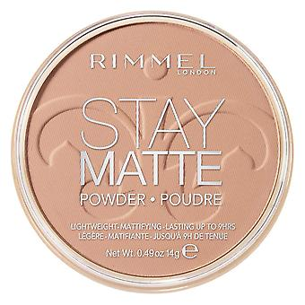 Rimmel Stay Matte Powder 008 Cashmere 14g