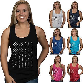 Nine Line Apparel Women's The Pledge Racerback Tank Top