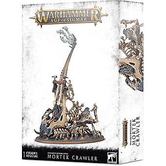 Spel verkstad-Warhammer Age of Sigmar: Ossiarch Bonereapers Mortek Crawler
