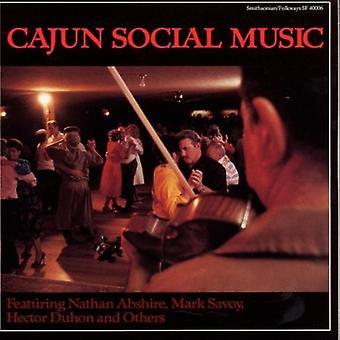 Cajun Social Music - Cajun Social Music [CD] USA import