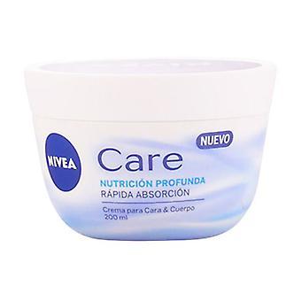 Intens ernæring creme nivea (200 ml)