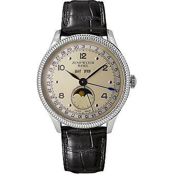 Zeno-ur-Wristwatch-mænd-Basel Edition 2019 & #150; fuld kalender-5315-E2