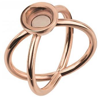 Breil sphere Dor Rose ring - ring Breil steel IP Rose wife