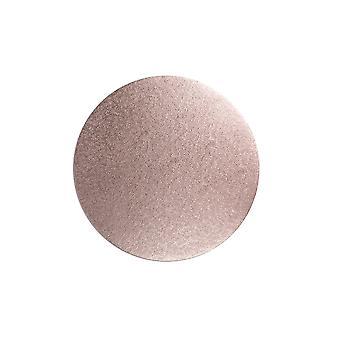Culpitt 8 inch rotondo torta bordo tamburo rosa oro