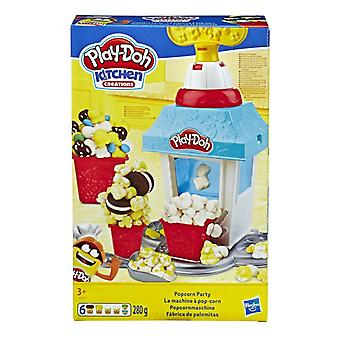 Play-Doh Popcorn Party Play Food Set Toy