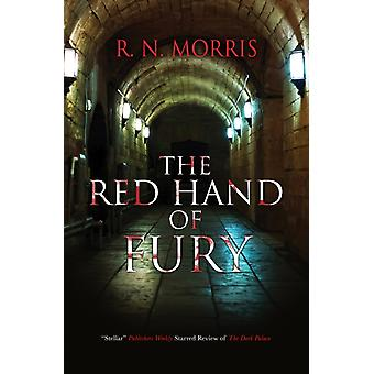 The Red Hand of Fury by Morris & R.N.