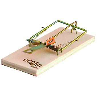 Flower Trap Mechanical Wood Mice 70586 (Garden , Insect and parasitics)
