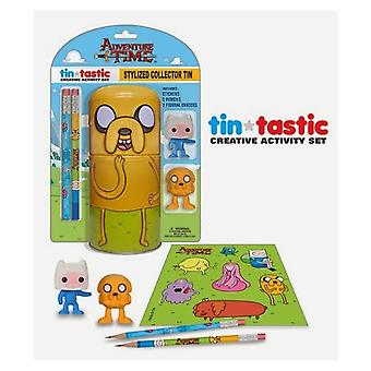 Adventure Time Jake Tin-Tastic Activity Set