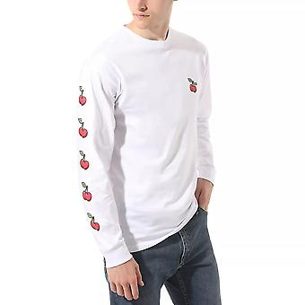 Vans Cherries VN0A49QOWHT universal all year men t-shirt