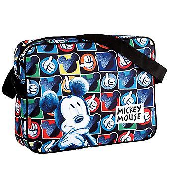 Montichelvo Montichelvo Shoulder Bag Mc Hands Bag Messenger 38 cm Multicolor (Multicolour)