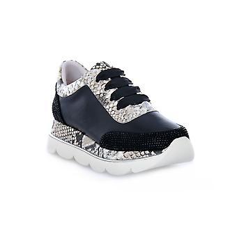 Cafe noir 010 sneaker leather sneakers fashion