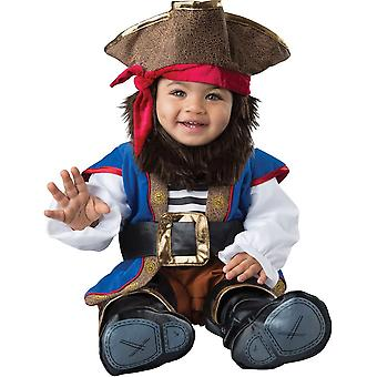 Carino Swashbuckler Toddler Costume