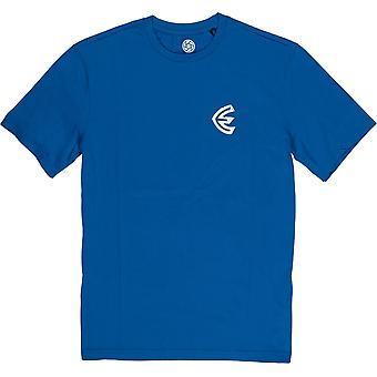 Element Menn's T-skjorte ~ Tralle blå