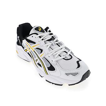 Asics 1021a163100 Men's White Fabric Sneakers