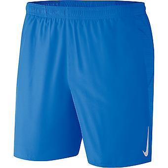 Nike Challenger 2in1 Kısa | Pasifik Mavisi/Yansıtıcı Gümüş