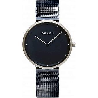 OBAKU - Montre-bracelet - Dames - PAPIR LILLE-ARCTIC - V230LXHLML